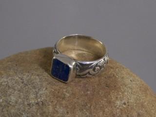 Lapis Rings