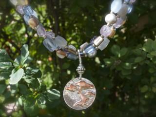 Seringa Tree Necklace
