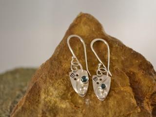 Heraldic Earrings