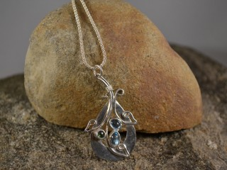 Custom-designed Mother's Necklace