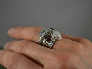 Stacking Mother's Rings