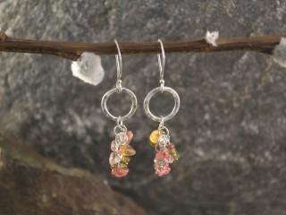 Candy Pink Earrings