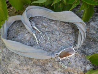 Meadow Grass Necklace