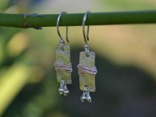 Blossom Wrap Earrings